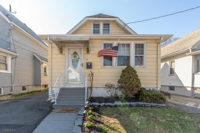 Roselle Park Boro Single Family Home For Sale: 130 Butler Ave