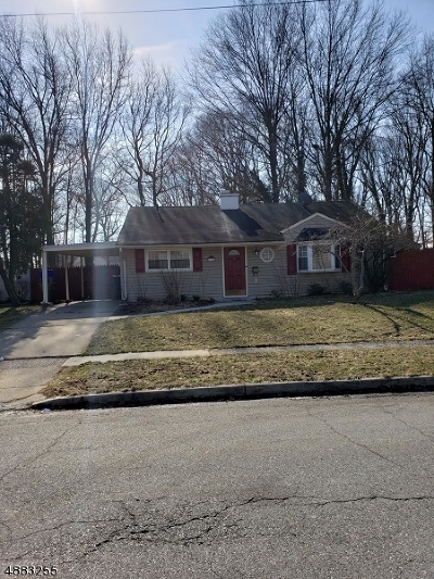 Edison Twp. Single Family Home For Sale: 107 Winthrop Rd
