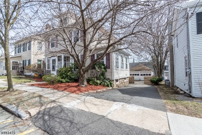 Boonton Town Single Family Home For Sale: 231 Church Street