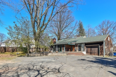 Scotch Plains Twp. Single Family Home For Sale: 1734 Martine Ave