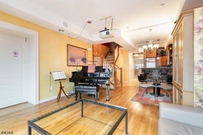 Weehawken Twp. Condo/Townhouse For Sale: 518-536 Gregory Ave Cp2
