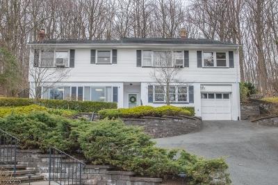 Denville Twp. Single Family Home For Sale: 91 Woodstone Rd