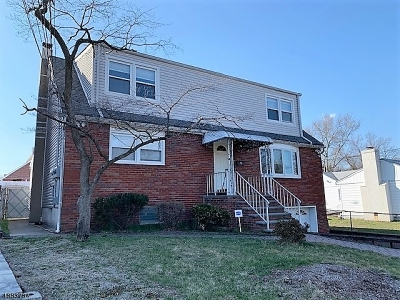 Nutley Twp. Multi Family Home For Sale: 75 Quarry St