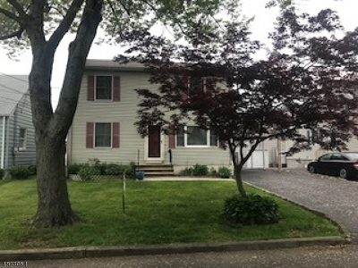 Kenilworth Boro Single Family Home For Sale: 53 S 20th St