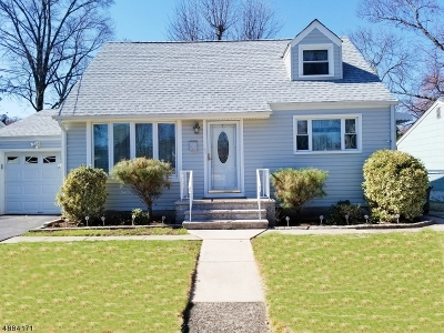 Union Twp. Single Family Home For Sale: 2756 Spruce St