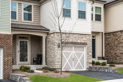 Randolph Twp. Condo/Townhouse For Sale: 60 Albert Ct
