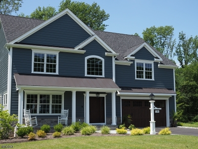 Florham Park Boro Single Family Home For Sale: 25 Brooklake Road