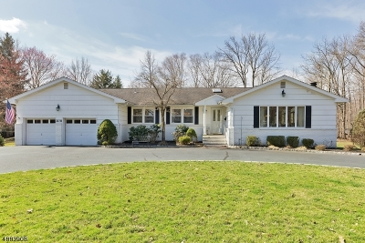 Scotch Plains Twp. Single Family Home For Sale: 2031 Winding Brook Way