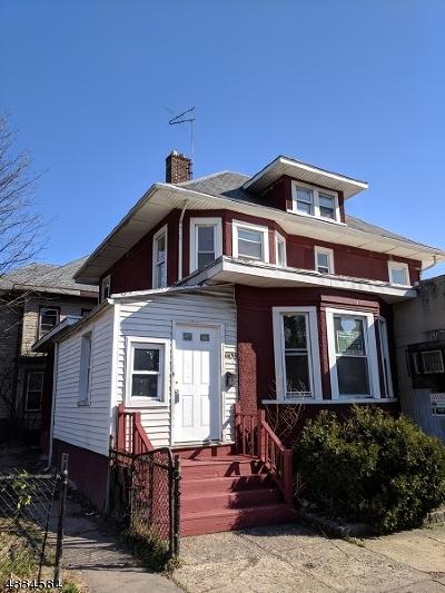 Hillside Twp. Rental For Rent: 1409 Maple Ave
