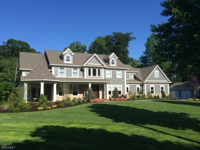 Scotch Plains Twp. Single Family Home For Sale: 5 Dutch Ln