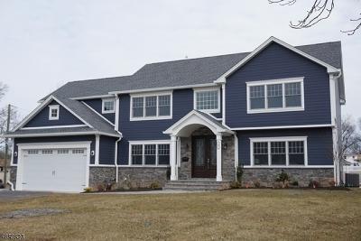 Clark Twp. Single Family Home For Sale: 84 Terhune Rd