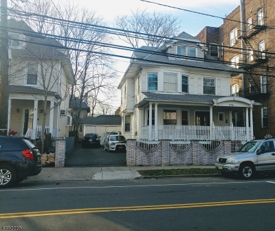 Newark City NJ Single Family Home For Sale: $430,000