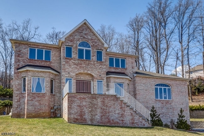 Parsippany-Troy Hills Twp. Single Family Home For Sale: 78 Gatheringhill Ct