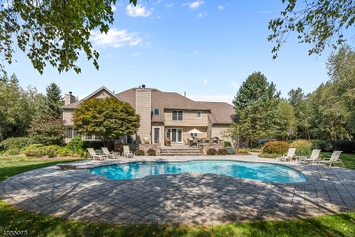 Randolph Twp. Single Family Home For Sale: 21 Kingsbrook Ct