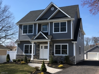Clark Twp. Single Family Home For Sale: 2 Alice Ln