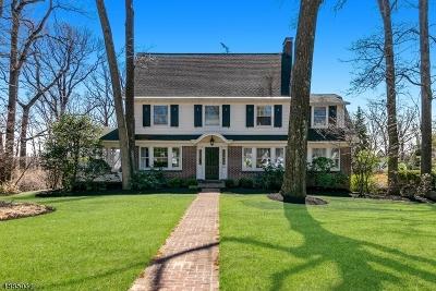 Essex County, Morris County, Union County Rental For Rent: 212 Oak Ridge Ave