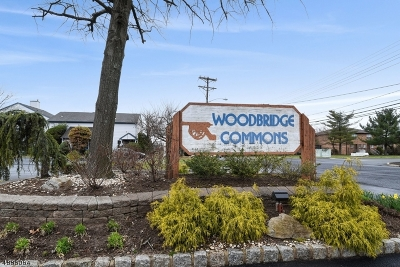 Woodbridge Twp. Condo/Townhouse For Sale: 1611 Woodbridge Comns Way