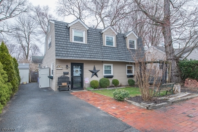 Denville Twp. Single Family Home For Sale: 14 Riekens Trail