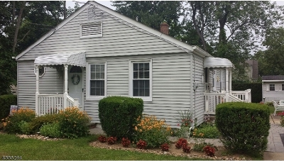 Morristown Town Single Family Home For Sale: 28 Cottage Pl