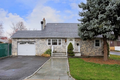 Woodbridge Twp. Single Family Home For Sale: 96 Florence Ave