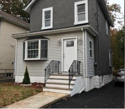 Roselle Boro Single Family Home For Sale: 231 E 9th Ave