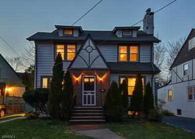 Millburn Twp. Single Family Home For Sale: 93 Locust Ave