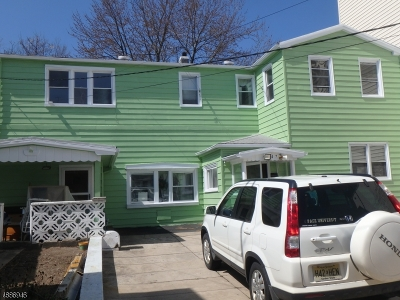 Bayonne City Single Family Home For Sale: 147 Prospect Ave