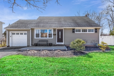 Woodbridge Twp. Single Family Home For Sale: 24 Dogwood Ln