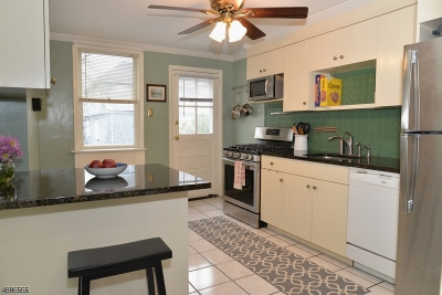 Summit City Condo/Townhouse For Sale: 18 Beauvoir Ave