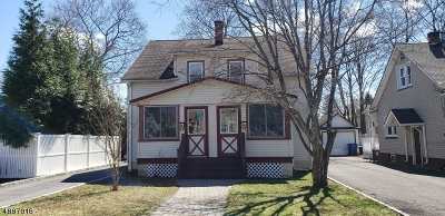 Morris Twp. Multi Family Home For Sale: 7 Condict St