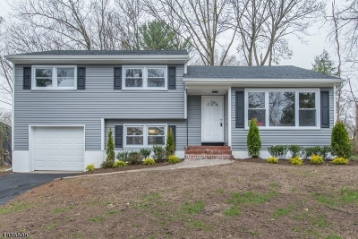 Montclair Twp. Single Family Home For Sale: 21 Tuers Pl