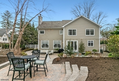 Morris Twp. Single Family Home For Sale: 66 Spring Brook Rd