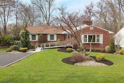 Clark Twp. Single Family Home For Sale: 500 Oak Ridge Rd