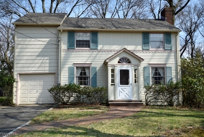 Springfield Twp. Single Family Home For Sale: 64 Denham Rd