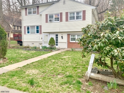 Morristown Town NJ Single Family Home For Sale: $425,000