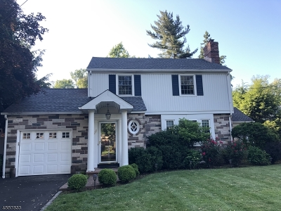 Summit City Single Family Home For Sale: 259 Ashland Rd
