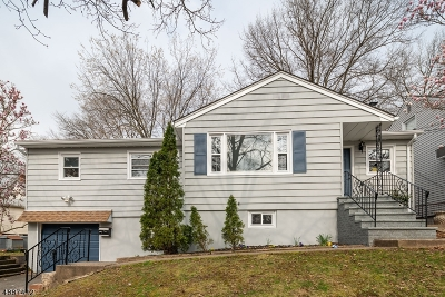 Belleville Twp. Single Family Home For Sale: 9-11 Yale Ter
