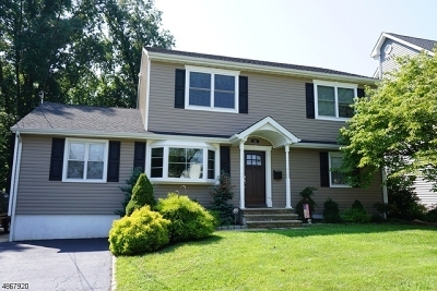 Clark Twp. Single Family Home For Sale: 25 Linda Lane