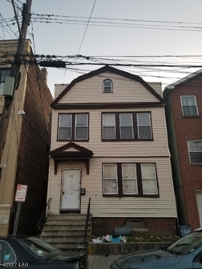 Jersey City Multi Family Home For Sale: 15 Grant Ave