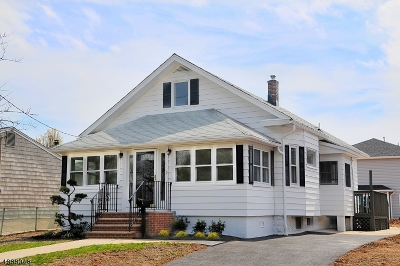Linden City Single Family Home For Sale: 2640 Tremley Pt Rd