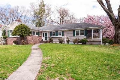 Edison Twp. Single Family Home For Sale: 309 N 5th Ave