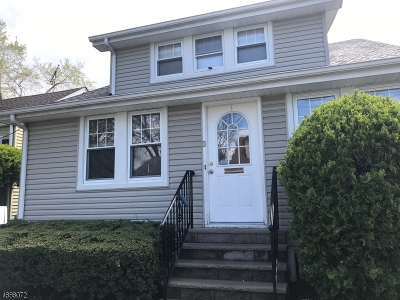 Maplewood Twp. Single Family Home For Sale: 3 Marion Pl