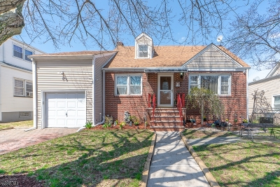 Union Twp. Single Family Home For Sale: 1759 Union Ave