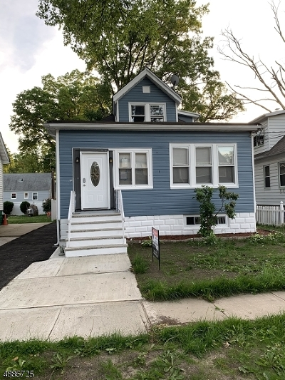 Roselle Boro Single Family Home For Sale: 716 Drake Ave