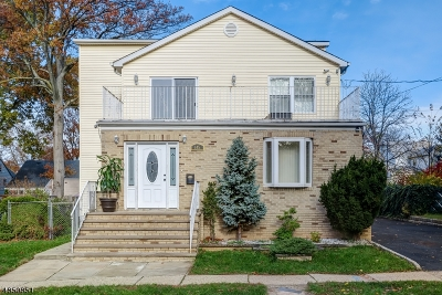 Roselle Park Boro Single Family Home For Sale: 145 Sheridan Ave