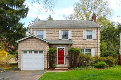 Montclair Twp. Single Family Home For Sale: 703 Grove St