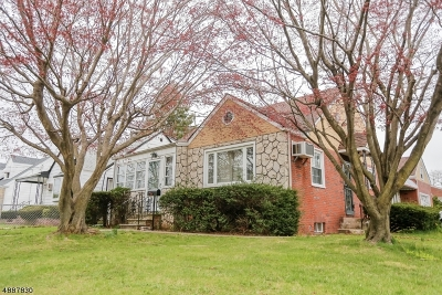 Linden City Single Family Home For Sale: 1300 Dill Ave