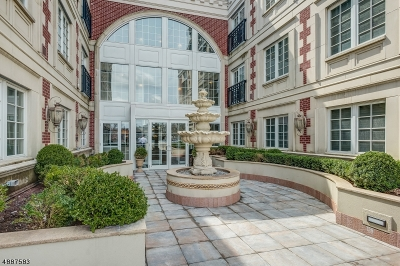 Essex County, Morris County, Union County Condo/Townhouse For Sale: 111 Prospect St #3H