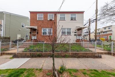 Elizabeth City Multi Family Home For Sale: 625-627 Myrtle St