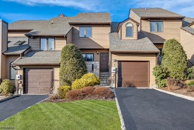 West Orange Twp. Condo/Townhouse For Sale: 14 Davey Drive